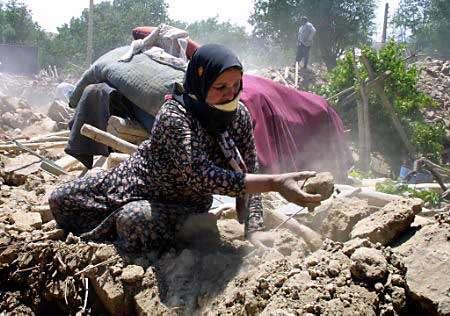 2002 Bou'in-Zahra earthquake